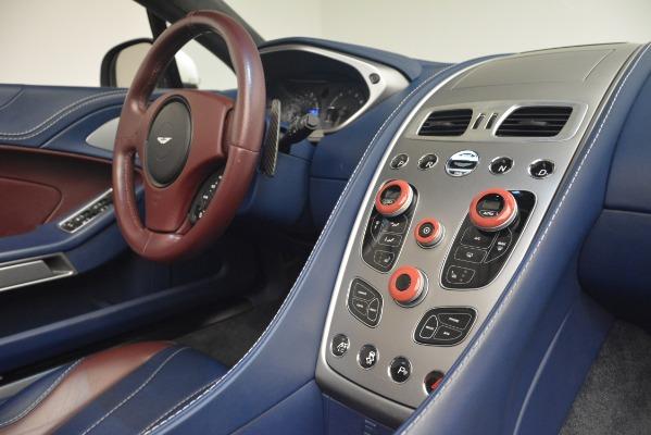 Used 2015 Aston Martin Vanquish Convertible for sale Sold at Maserati of Westport in Westport CT 06880 25