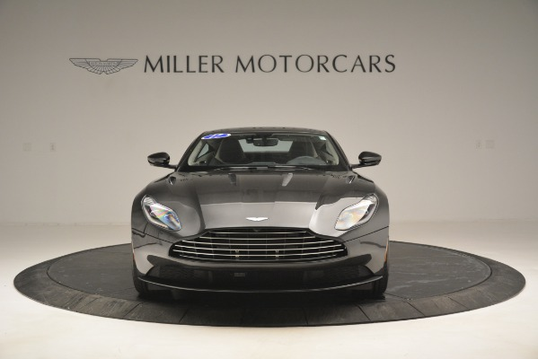 Used 2017 Aston Martin DB11 V12 Coupe for sale Sold at Maserati of Westport in Westport CT 06880 12