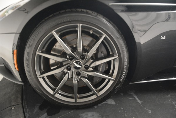 Used 2017 Aston Martin DB11 V12 Coupe for sale Sold at Maserati of Westport in Westport CT 06880 17