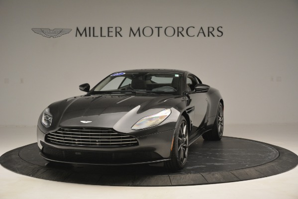 Used 2017 Aston Martin DB11 V12 Coupe for sale Sold at Maserati of Westport in Westport CT 06880 2