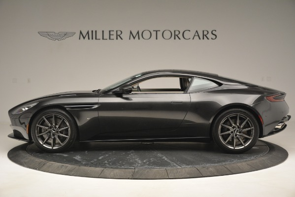 Used 2017 Aston Martin DB11 V12 Coupe for sale Sold at Maserati of Westport in Westport CT 06880 3