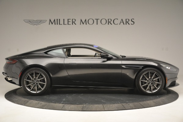Used 2017 Aston Martin DB11 V12 Coupe for sale Sold at Maserati of Westport in Westport CT 06880 9