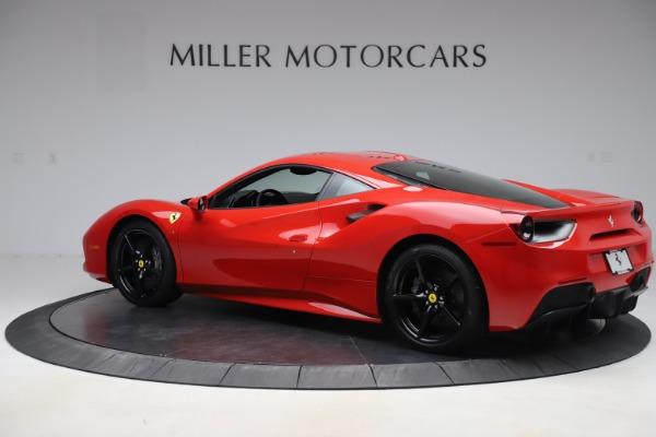 Used 2018 Ferrari 488 GTB for sale $233,900 at Maserati of Westport in Westport CT 06880 4