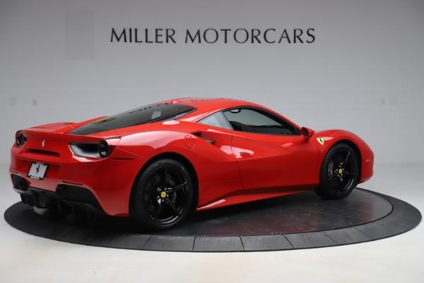 Used 2018 Ferrari 488 GTB for sale $233,900 at Maserati of Westport in Westport CT 06880 8