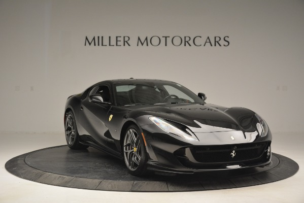 Used 2018 Ferrari 812 Superfast for sale Sold at Maserati of Westport in Westport CT 06880 11