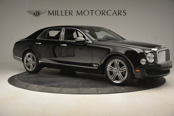 Used 2013 Bentley Mulsanne Le Mans Edition for sale Sold at Maserati of Westport in Westport CT 06880 10