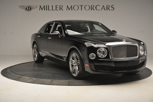 Used 2013 Bentley Mulsanne Le Mans Edition for sale Sold at Maserati of Westport in Westport CT 06880 11