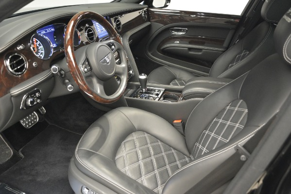 Used 2013 Bentley Mulsanne Le Mans Edition for sale Sold at Maserati of Westport in Westport CT 06880 18