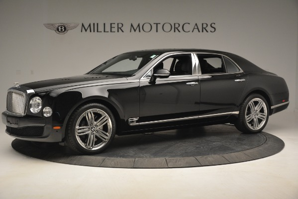 Used 2013 Bentley Mulsanne Le Mans Edition for sale Sold at Maserati of Westport in Westport CT 06880 2