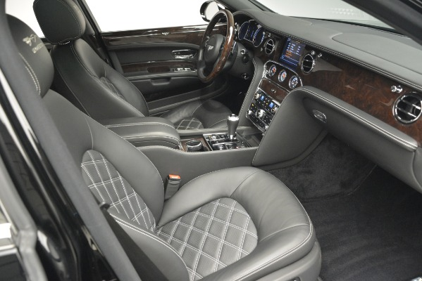 Used 2013 Bentley Mulsanne Le Mans Edition for sale Sold at Maserati of Westport in Westport CT 06880 28