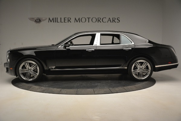Used 2013 Bentley Mulsanne Le Mans Edition for sale Sold at Maserati of Westport in Westport CT 06880 3