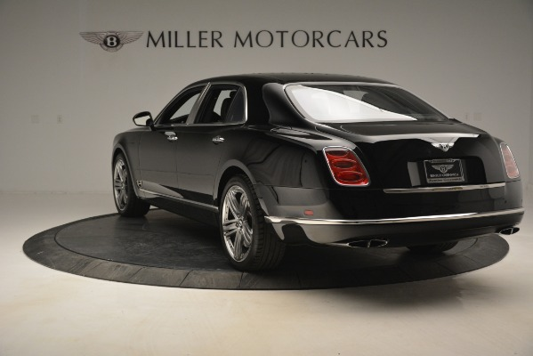 Used 2013 Bentley Mulsanne Le Mans Edition for sale Sold at Maserati of Westport in Westport CT 06880 5