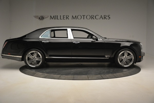Used 2013 Bentley Mulsanne Le Mans Edition for sale Sold at Maserati of Westport in Westport CT 06880 9