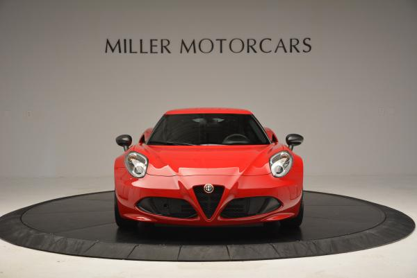 Used 2015 Alfa Romeo 4C for sale Sold at Maserati of Westport in Westport CT 06880 12
