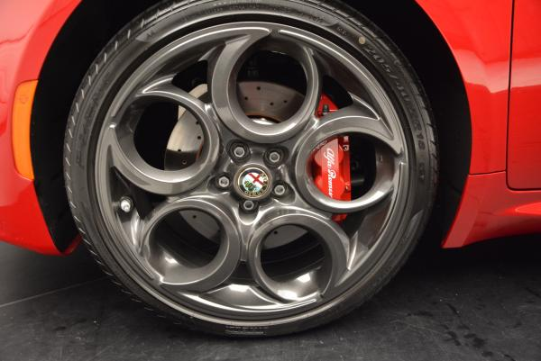 Used 2015 Alfa Romeo 4C for sale Sold at Maserati of Westport in Westport CT 06880 13
