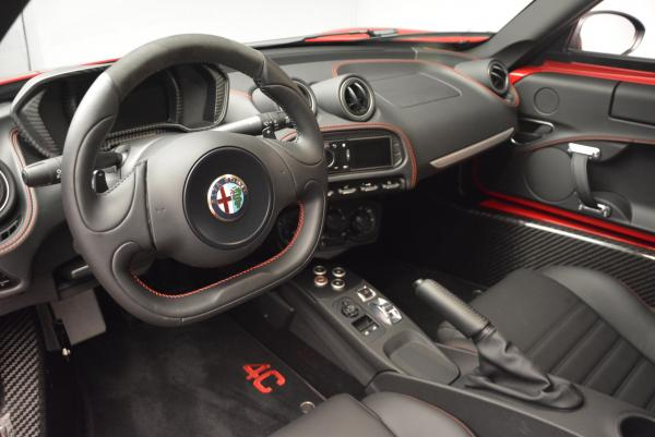 Used 2015 Alfa Romeo 4C for sale Sold at Maserati of Westport in Westport CT 06880 14