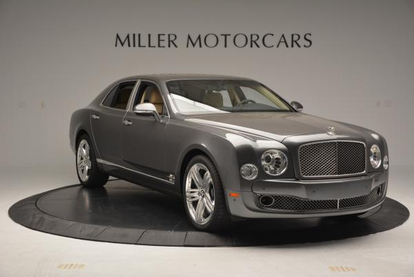 Used 2011 Bentley Mulsanne for sale Sold at Maserati of Westport in Westport CT 06880 11