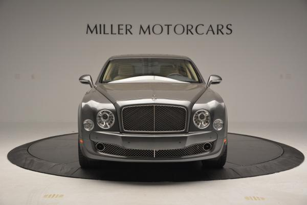Used 2011 Bentley Mulsanne for sale Sold at Maserati of Westport in Westport CT 06880 12