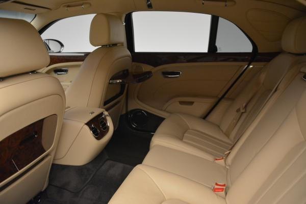 Used 2011 Bentley Mulsanne for sale Sold at Maserati of Westport in Westport CT 06880 20