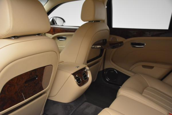 Used 2011 Bentley Mulsanne for sale Sold at Maserati of Westport in Westport CT 06880 21