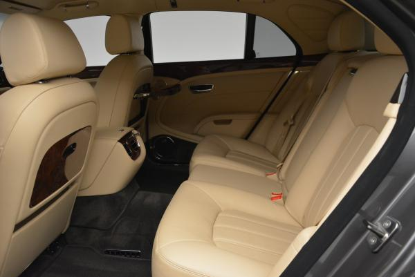 Used 2011 Bentley Mulsanne for sale Sold at Maserati of Westport in Westport CT 06880 22