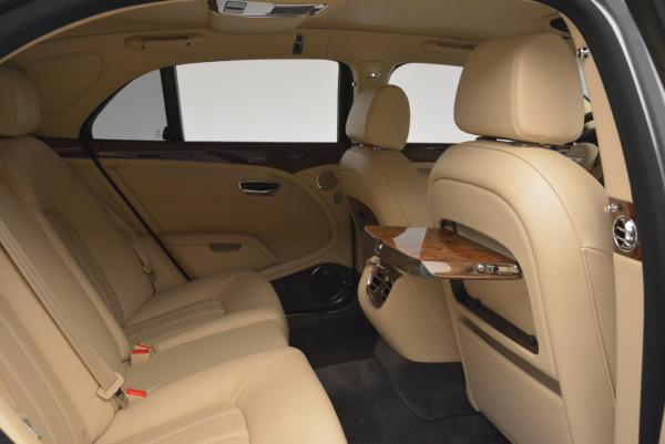 Used 2011 Bentley Mulsanne for sale Sold at Maserati of Westport in Westport CT 06880 26