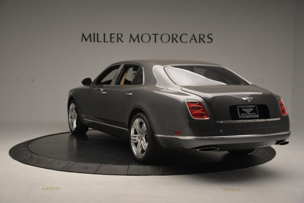 Used 2011 Bentley Mulsanne for sale Sold at Maserati of Westport in Westport CT 06880 5