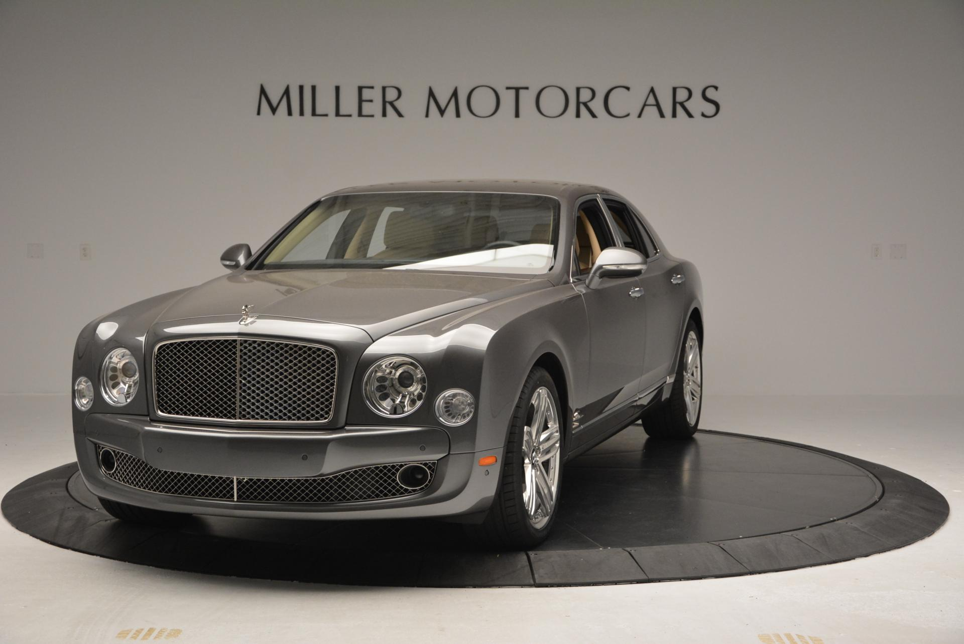 Used 2011 Bentley Mulsanne for sale Sold at Maserati of Westport in Westport CT 06880 1