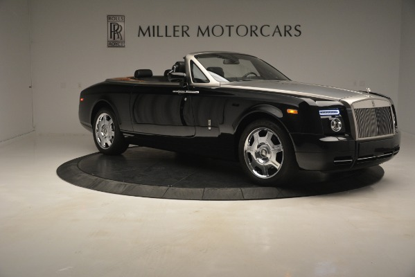 Used 2008 Rolls-Royce Phantom Drophead Coupe for sale Sold at Maserati of Westport in Westport CT 06880 15