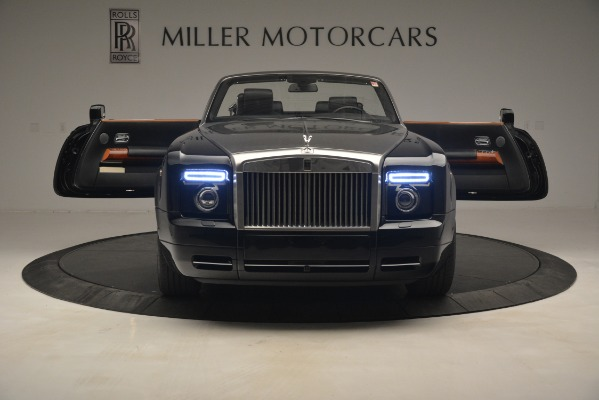 Used 2008 Rolls-Royce Phantom Drophead Coupe for sale Sold at Maserati of Westport in Westport CT 06880 17
