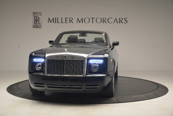 Used 2008 Rolls-Royce Phantom Drophead Coupe for sale Sold at Maserati of Westport in Westport CT 06880 2