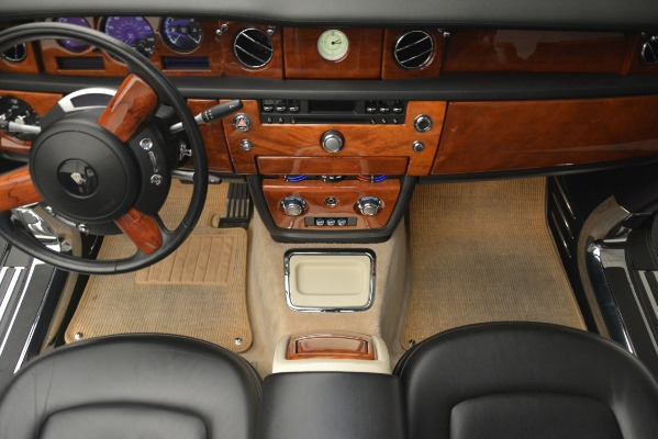 Used 2008 Rolls-Royce Phantom Drophead Coupe for sale Sold at Maserati of Westport in Westport CT 06880 23