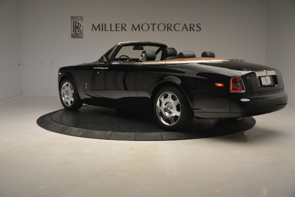 Used 2008 Rolls-Royce Phantom Drophead Coupe for sale Sold at Maserati of Westport in Westport CT 06880 7