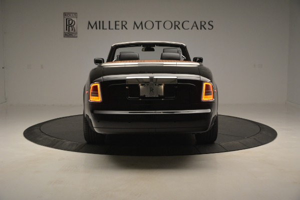 Used 2008 Rolls-Royce Phantom Drophead Coupe for sale Sold at Maserati of Westport in Westport CT 06880 9