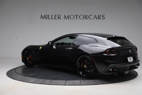 Used 2018 Ferrari GTC4Lusso for sale $209,900 at Maserati of Westport in Westport CT 06880 4