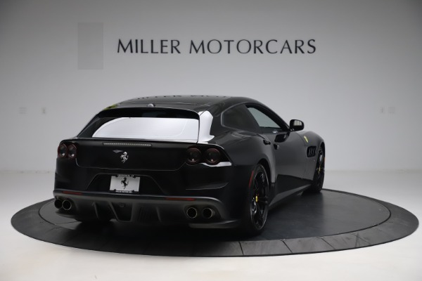Used 2018 Ferrari GTC4Lusso for sale $209,900 at Maserati of Westport in Westport CT 06880 7