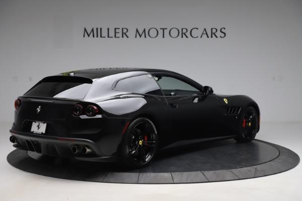 Used 2018 Ferrari GTC4Lusso for sale $209,900 at Maserati of Westport in Westport CT 06880 8
