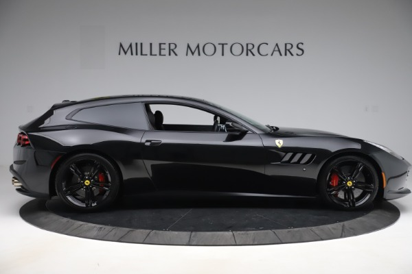 Used 2018 Ferrari GTC4Lusso for sale $209,900 at Maserati of Westport in Westport CT 06880 9