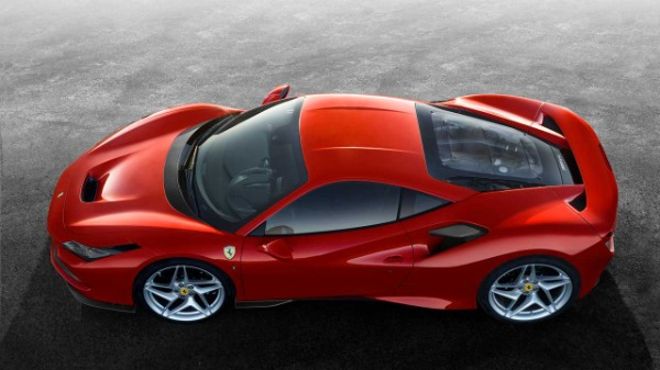 New 2020 Ferrari F8 Tributo for sale Call for price at Maserati of Westport in Westport CT 06880 2