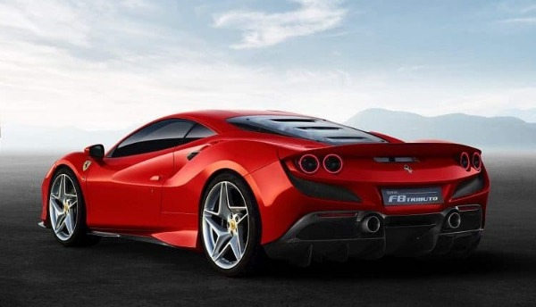 New 2020 Ferrari F8 Tributo for sale Call for price at Maserati of Westport in Westport CT 06880 3