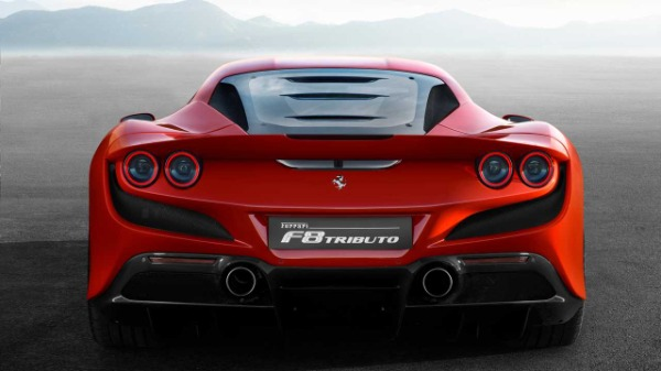 New 2020 Ferrari F8 Tributo for sale Call for price at Maserati of Westport in Westport CT 06880 5