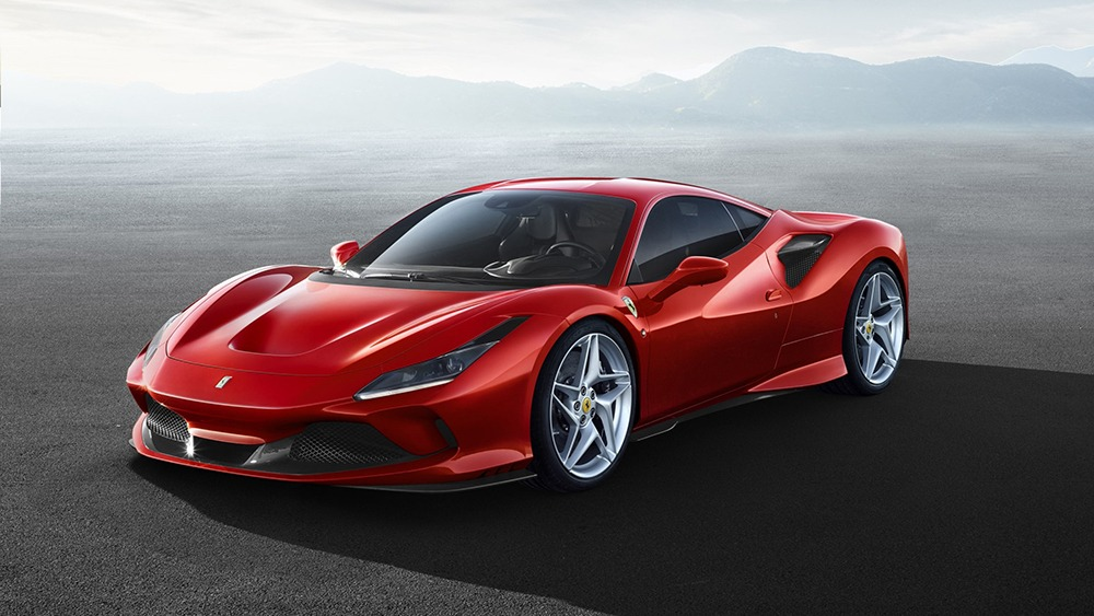 New 2021 Ferrari F8 Tributo for sale Call for price at Maserati of Westport in Westport CT 06880 1