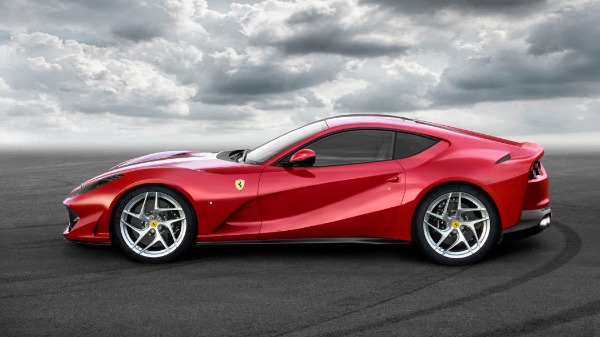 New 2021 Ferrari 812 Superfast for sale Call for price at Maserati of Westport in Westport CT 06880 2