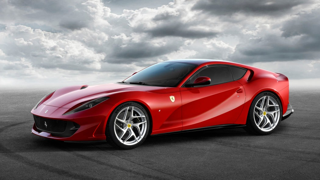New 2021 Ferrari 812 Superfast for sale Call for price at Maserati of Westport in Westport CT 06880 1