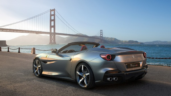 New 2020 Ferrari Portofino for sale Call for price at Maserati of Westport in Westport CT 06880 3