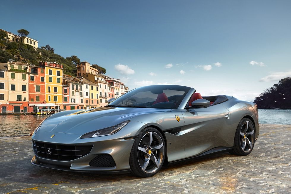 New 2020 Ferrari Portofino for sale Call for price at Maserati of Westport in Westport CT 06880 1