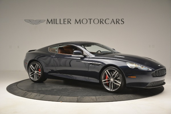 Used 2014 Aston Martin DB9 Coupe for sale Sold at Maserati of Westport in Westport CT 06880 10