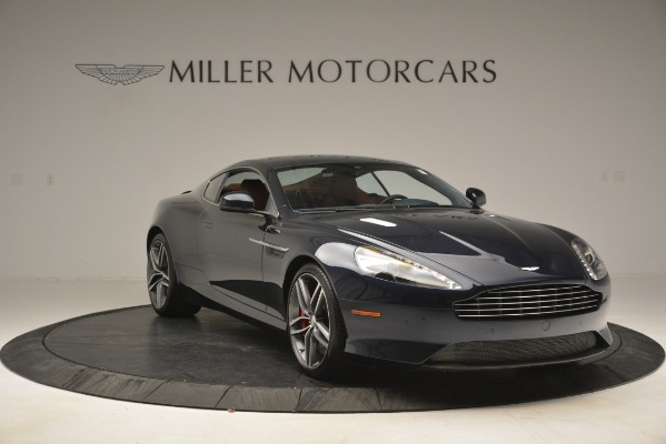 Used 2014 Aston Martin DB9 Coupe for sale Sold at Maserati of Westport in Westport CT 06880 11