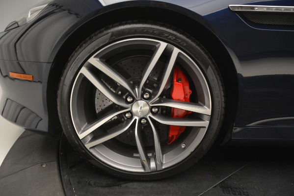 Used 2014 Aston Martin DB9 Coupe for sale Sold at Maserati of Westport in Westport CT 06880 13