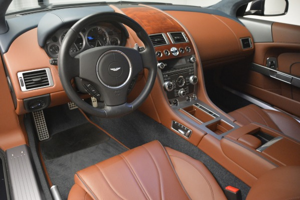 Used 2014 Aston Martin DB9 Coupe for sale Sold at Maserati of Westport in Westport CT 06880 14